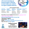 Life Line Screenings @ Bates Legacy Center on September 9, 2019