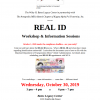 Get the Facts about the REAL ID on October 30, 2019