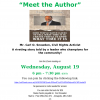 Meet the Author – Carl O. Snowden – A riveting story told by a leader who champions for the community!